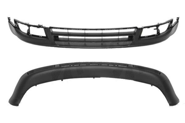 Spojler branika (prednji) VW Caddy 04-10
