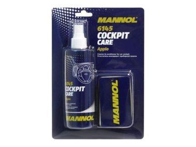 Sprej za zaščito armaturne plošče in drugih površin Mannol, vanilija