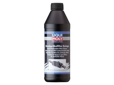 Sredstvo za čiščenje DPF filtra Liqui Moly, 1L