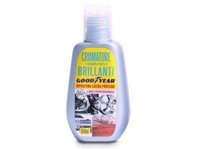 Sredstvo za čišćenje za krom, kovine i čelik GoodYear 150ml