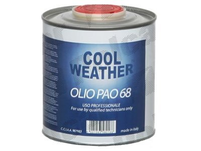 Sredstvo za hlađenje ulja 500ml,PAO68 + kontrast UV
