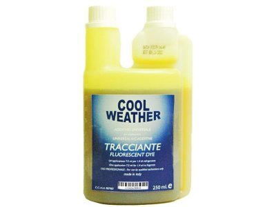 Sredstvo za hlajenje olja 250ml, kontrast UV