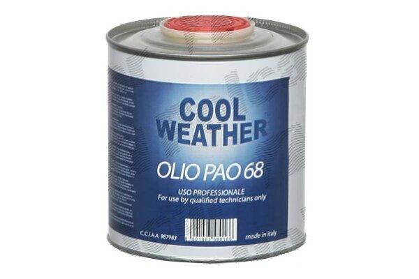 Sredstvo za hlajenje olja 500ml , PAO68 + kontrast UV