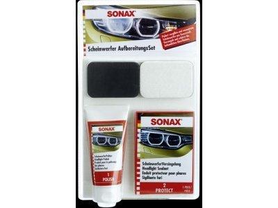 Sredstvo za poliranje žarometov (polirna pasta) Sonax