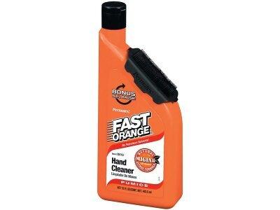 Sredstvo za umivanje rok Fast Orange Permatex 62-001 + ščetka, 440 ml