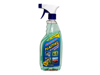 Sredstvo za vzdrževanje plastike 500 ml, 99CHS-PL500