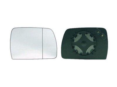 Staklo ogledala 2055546E - BMW X3 03-10, belo