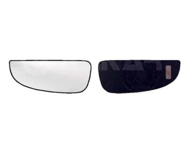 Staklo ogledala 5770548E - Citroen Jumper 06-, niže, grijano