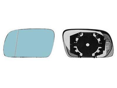 Staklo retrovizora Citroen Xsara 00- plavo/konveksno
