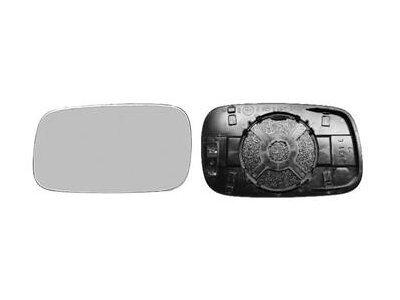 Staklo retrovizora Volkswagen Passat 88-97 grejano, ravno