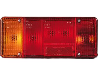 Staklo zadnjeg svjetla 3050879X - Citroen Jumper 94-