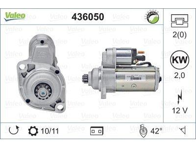 Starter Audi A2 00-05