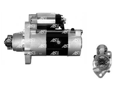 Starter S5032 - Nissan Almera Tino 2.2 dCi 00-06
