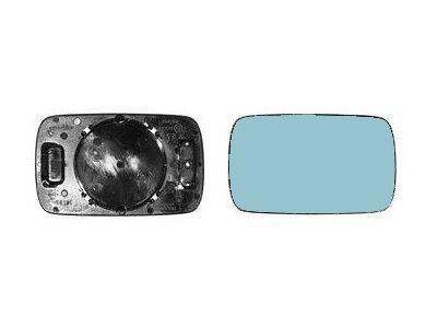 Steklo ogledala BMW 3 E36, 5 E34 91-98, konveksno