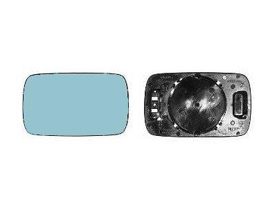 Steklo ogledala BMW 3 E36, 5 E34 91-98, ogrevano