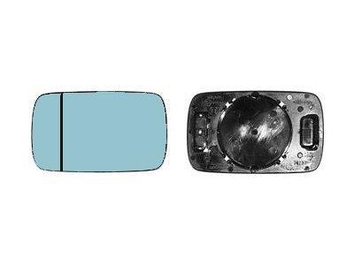 Steklo ogledala BMW 3 E38, E39, ogrevano, asferično