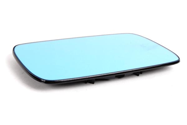 Steklo ogledala BMW Serije 5 87-92, modro