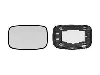 Steklo ogledala Ford Escort 95- konveksno
