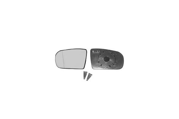 Steklo ogledala Mercedes E W210 00-02 ogrevano