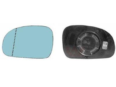 Steklo ogledala Peugeot 406 96-99, modro