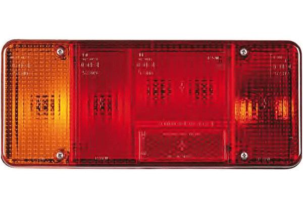 Steklo zadnje luči 3050879X - Citroen Jumper 94-