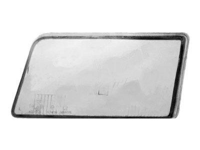 Steklo žarometa Audi 100 91-, H4