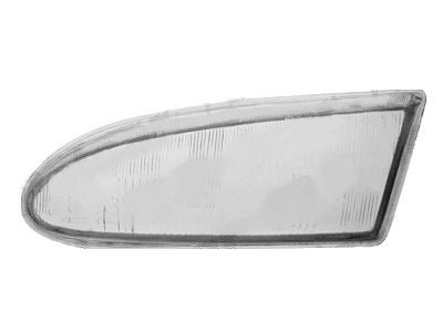 Steklo žarometa Hyundai Accent 94-97