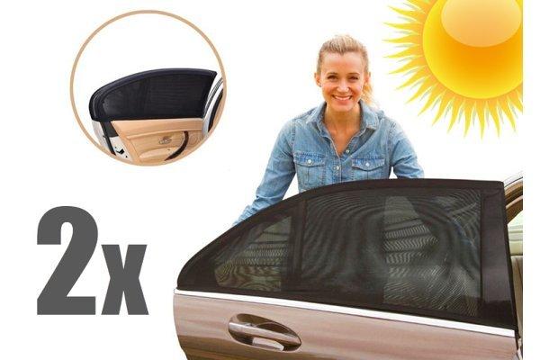 Štitnik od sunca za stražnje prozore, univerzalan, 2 komada