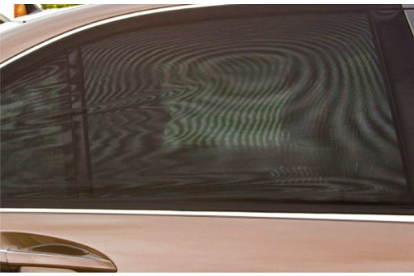 Štitnik od sunca za zadnja stakla, univerzalna, 2 komada