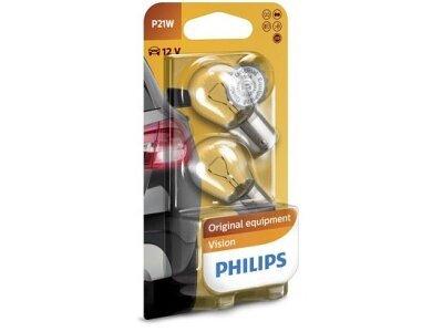 Stražnja žarulja P21W Philips - PH12498B2 (2 komada)