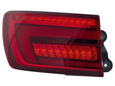 Stražnje svjetlo Audi A4 karavan 15-, LED, vanjski dio