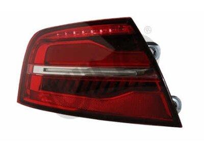 Stražnje svjetlo Audi A8 13-, vanjski dio