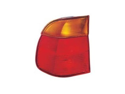 Stražnje svjetlo BMW E39 karavan žuti