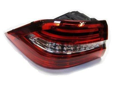 Stražnje svjetlo Mercedes-Benz Razred M (W166) 11-15, vanjsko