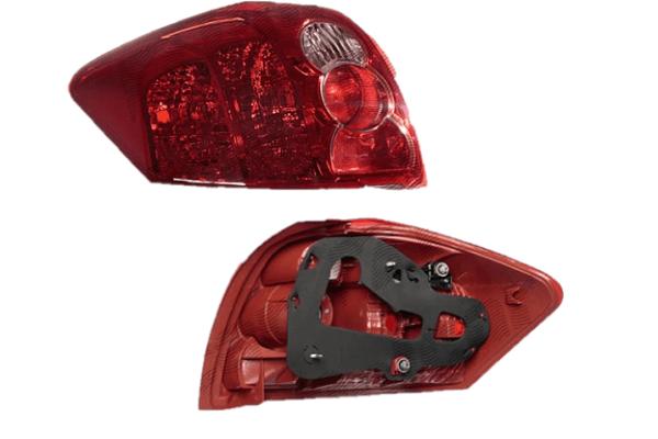 Stražnje svjetlo Toyota Auris 07- Tip Farba
