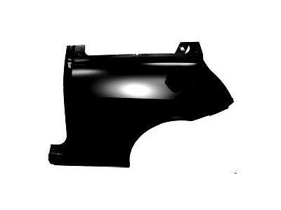 Stražnji bok Lancia Ypsilon 04-11
