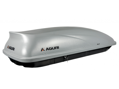 Strešni kovček Aguri Wind 32 (siva barva)