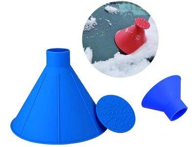 Strugač za prozore Magic Cone i praktični lijevak, 2 u 1 + Besplatna dostava