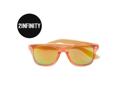 Sunčane naočare 2infinity crne, ružičaste