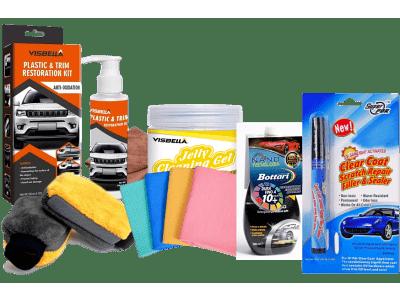 Super avto-kozmetični paket, Silux Parts