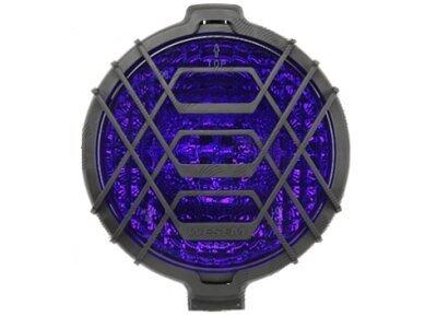 Svetlo upozorenja 160x66mm plavo