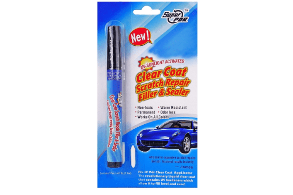 Svinčnik za odstranjevanje prask