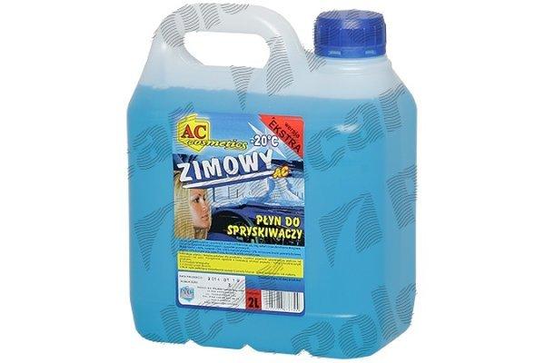 Tečnost za pranje stakla (zimska) 1 L bez metanola