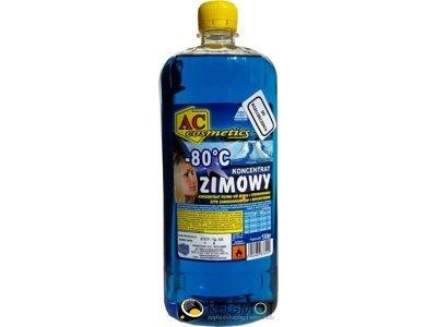 Tekočina za pranje stekla (koncentrat) 1 L