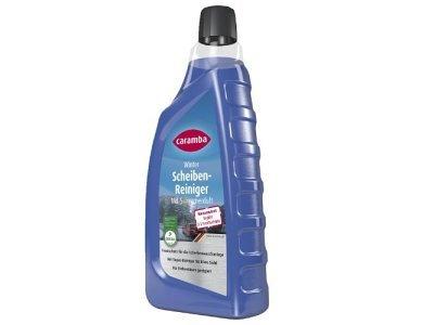 Tekočina za pranje stekla (koncentrat) Caramba, 1L
