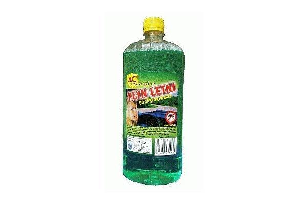 Tekočina za pranje stekla (letna) 1L
