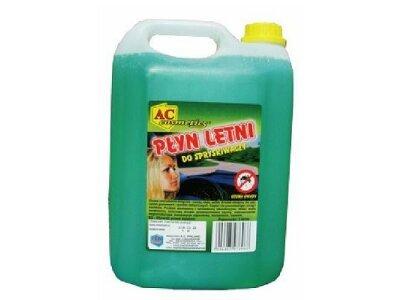 Tekočina za pranje stekla (letna) 5 L