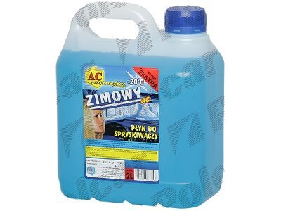 Tekočina za pranje stekla (zimska) 2 L