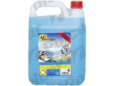 Tekočina za pranje stekla (zimska, -20°C) 4L