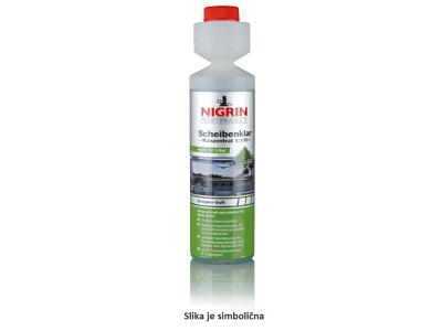 Tekučina za pranje stakla (koncentrat) Nigrin, 250 ml